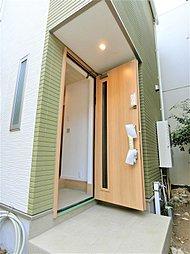 更にお買い求めいただきやすくなりました 亀有新築戸建限定1棟の外観