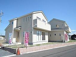 クレイドルガーデン木更津市久津間第3 新築分譲住宅(全4棟)