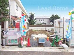 大田区南馬込4丁目の新築戸建 浅草線西馬込駅徒歩約12分 2階...