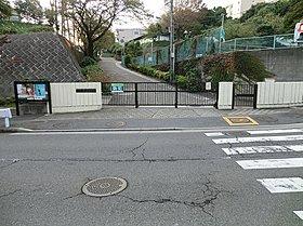 横浜市立芹が谷中学校まで1100m