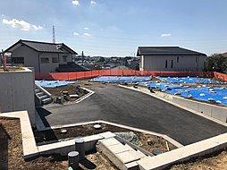 JR戸塚駅利用 全11区画の開発分譲地 全区画125m2超