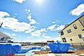 「羽沢横浜国大駅(仮)」まで約徒歩6分。南雛壇且つ庭付きの2階建・カースペース2台。