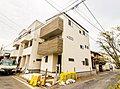 『東宝品質』全3棟 北区東大成町2丁目 新築一戸建て