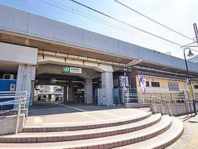 JR武蔵野線「西浦和」駅まで640m  JR武蔵野線の走る西
