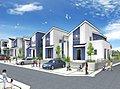 第2期販売開始 CUSTOM TOWN33「建売の値段」で「注文住宅」が建てられる街。