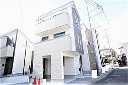 「京王稲田堤」 平坦 歩『5分』「エコジョーズ」な家