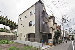 北区田端新町の新築住宅