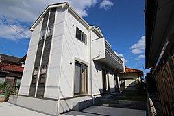 【長期優良住宅】牛久市上柏田1丁目1棟ーブルーミングガーデンーの外観
