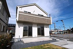 【長期優良住宅】龍ケ崎市中根台5丁目1棟ーブルーミングガーデンーの外観