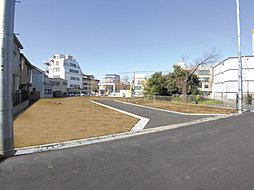 練馬区豊玉中2丁目 開発道路に面した全5区画 地面積最大33坪...