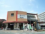 駅 1040m 希望ヶ丘駅