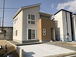 富田東提案住宅の外観