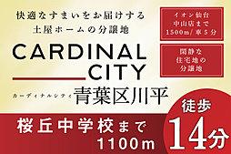 【土屋ホーム】CARDINAL CITY 川平の外観