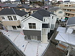 2号棟 耐震+制震の二つの機能で地震に強いお家です!