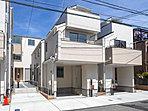 D号棟 外観 建物にたいして高い耐震性・耐久性に優れた住宅!
