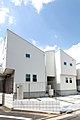 TAKIHOUSEのブランピュール生田 全4棟 徒歩15分  ようこそ、女性にやさしい自然素材の家
