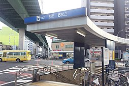 地下鉄鶴舞線「浄心」駅