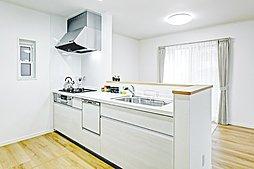 キッチン(建物未完成の為、イメージ写真)