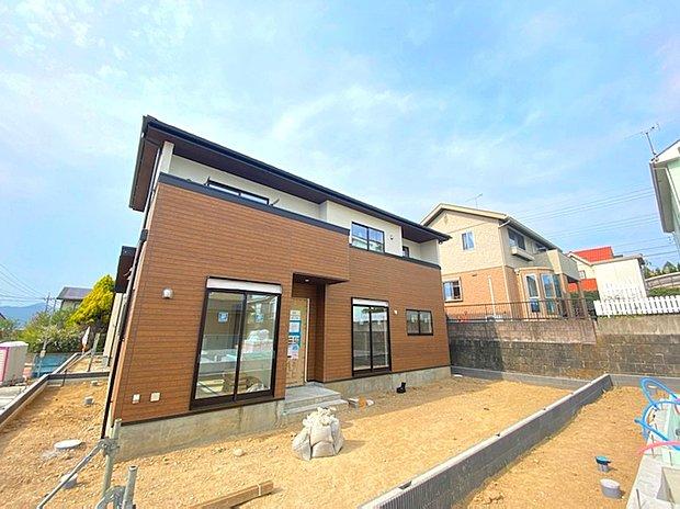 【KEIAI】-和楽-鹿沼市坂田山1期/全3棟/静かで住みやすい住環境