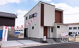 【NEW】玉野市築港20号地・32号地 ライフデザイン・カバヤ 宇野中学校まで徒歩約7分の外観