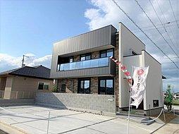 【カバヤ】 高松市出作町19号地 目を引く近代的外観の外観