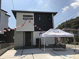 【金額更新】ライフデザイン・カバヤ株式会社 尾道市高須町 分譲住宅の外観