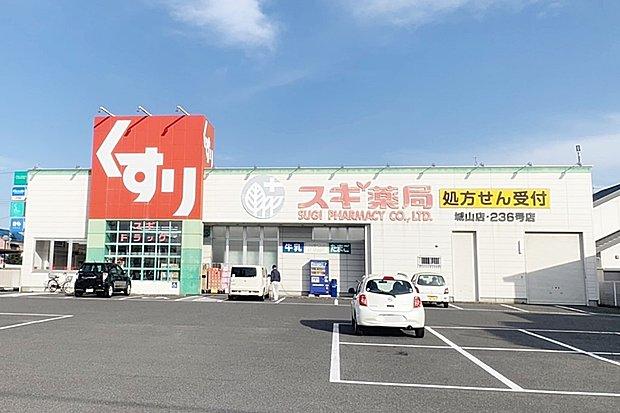スギ薬局(城山店)