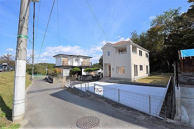 ■見学予約キャンペーン実施中■小松島新堤2期・カースペース4台■