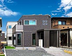 【セキスイハイム】グランエステート鳥取東 分譲住宅の外観