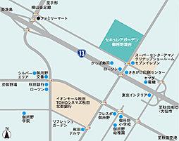 秋田県秋田市御所野堤台1丁目6-46