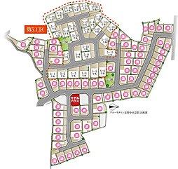 大阪府河内長野市上田町74他3筆、喜多町241−21番21他6筆