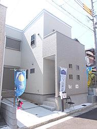 大阪府堺市北区中長尾町1丁6-8付近
