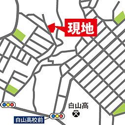 神奈川県横浜市緑区白山3丁目