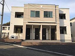 JR東海道本線 二宮駅 バス4分 百合ヶ丘坂下下車 徒歩1分の賃貸アパート