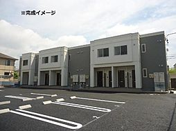 東武伊勢崎線 野州山辺駅 徒歩14分の賃貸アパート