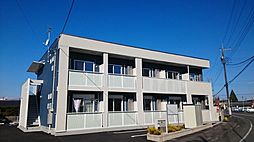 JR東北本線 矢板駅 徒歩3分の賃貸アパート