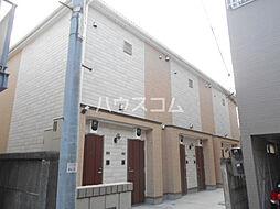 東京メトロ有楽町線 地下鉄成増駅 徒歩4分の賃貸アパート