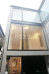 京王線 幡ヶ谷駅 徒歩10分の賃貸テラスハウス