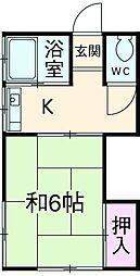 本川越駅 2.7万円