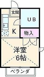 蘇我駅 2.1万円