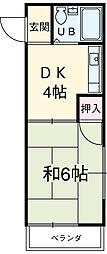 上社駅 3.3万円