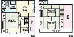 星ヶ丘駅 12.0万円
