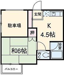 市川駅 4.2万円