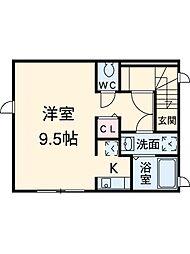 田園調布駅 9.8万円