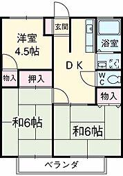 沼南駅 4.4万円