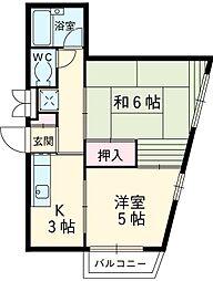 上尾駅 5.2万円