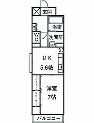 高畑駅 6.4万円