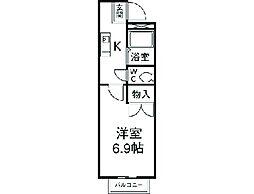 高畑駅 3.4万円