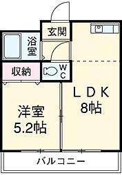 伝馬町駅 5.0万円