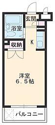 川名駅 2.7万円